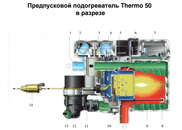 Запчасти Thermo 50