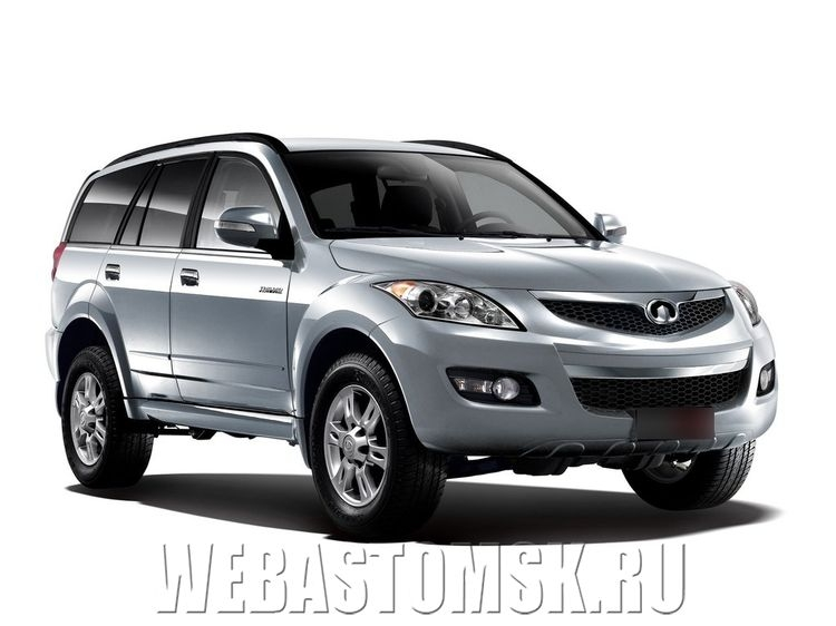 Great Wall Hover H5. Установка Webasto Air Top