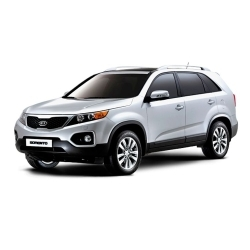Kia Sorento II. Установка Webasto Thermo Top Evo 5.