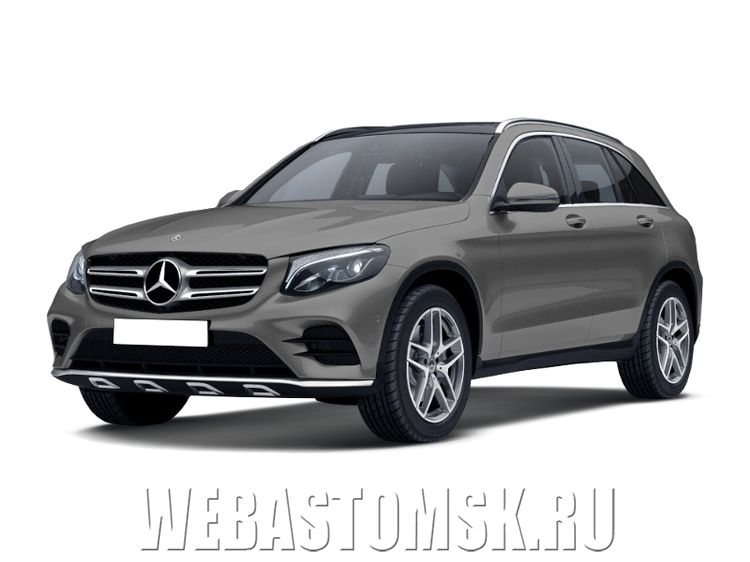 Mercedes-Benz GLC (X253). Установка Webasto