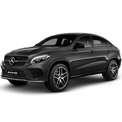 Mercedes-Benz GLE Coupe. Установка Webasto Thermo Top Comfort+ (Бензин, 5 кВт). Управление - FanControl-U2 и Pandect-X3150