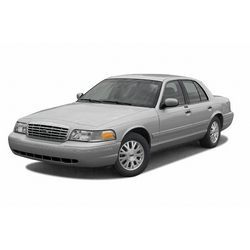 Ford Crown Victoria II 1997--2011