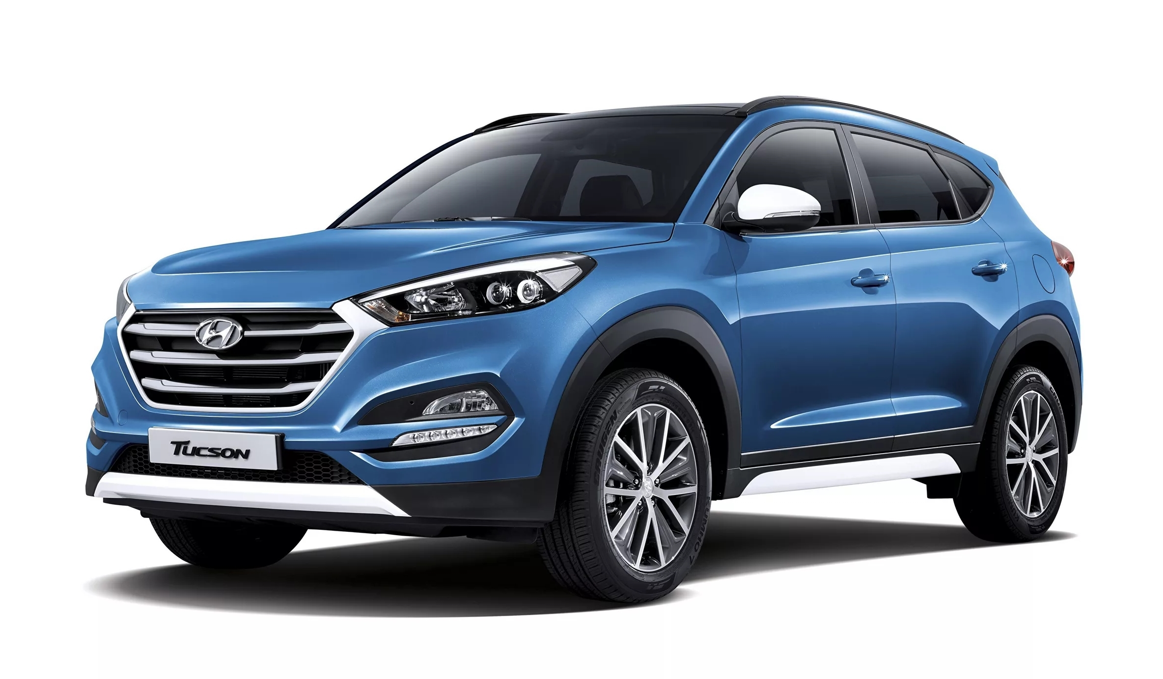 Hyundai Tucson III усстановка Webasto Thermo Top Evo Start дизель